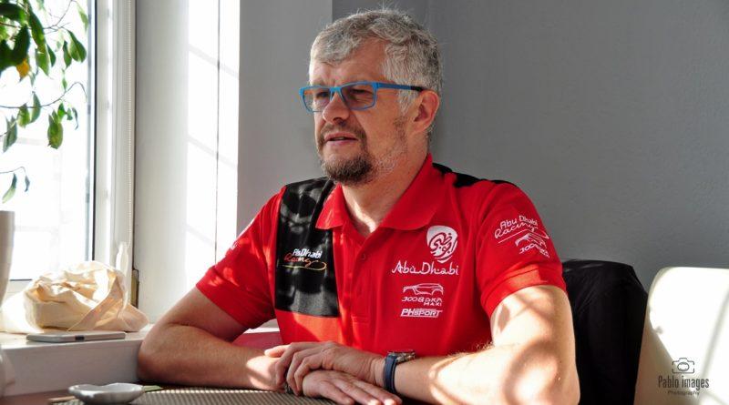 Wywiad Xavier Panseri dla Overdrive.com.pl