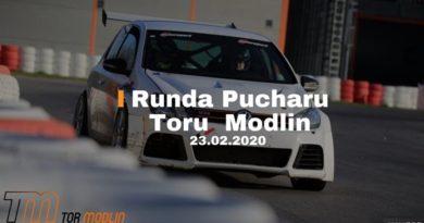 Puchar Toru Modlin 2020