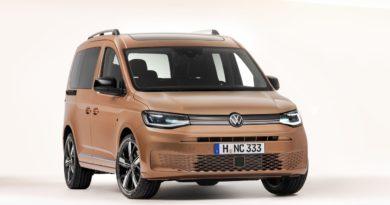 Nowy VW Caddy premiera