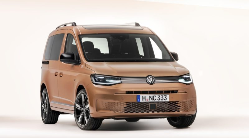 Nowy VW Caddy premiera