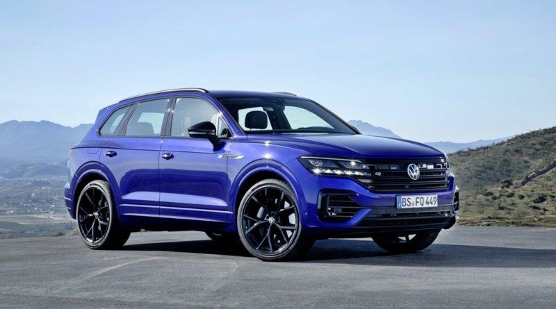 Nowy Volkswagen Touareg R