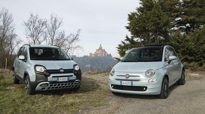 Premiera nowy Fiat 500 i Panda hybryda