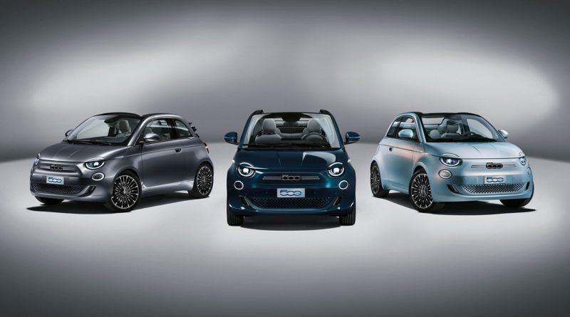 Nowy Fiat 500 tylko elektryczny premiera