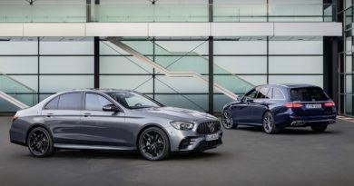 Mercedes E restyling 2020