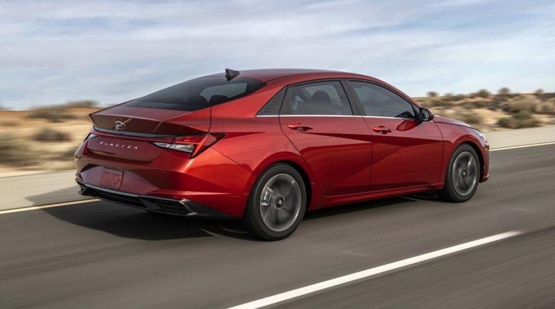Hyundai Elantra premiera
