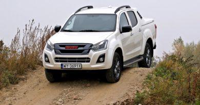 Test ISUZU D-Max Pick-Up