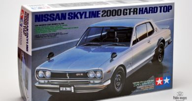 Model Nissan Skyline 2000 GT-R Tamiya 1:24