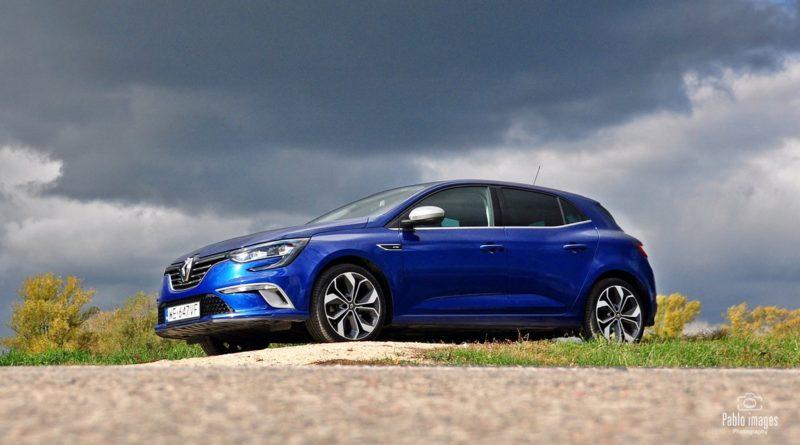 Test Renault Megane GT-Line