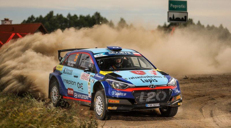Nowy zespół Hyundai Poland Racing w RSMP w sezonie 2020
