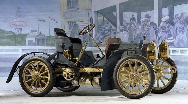 120 lat marki Mercedes