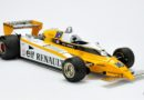 F1 Renault RE20 - model 1:18 Exoto