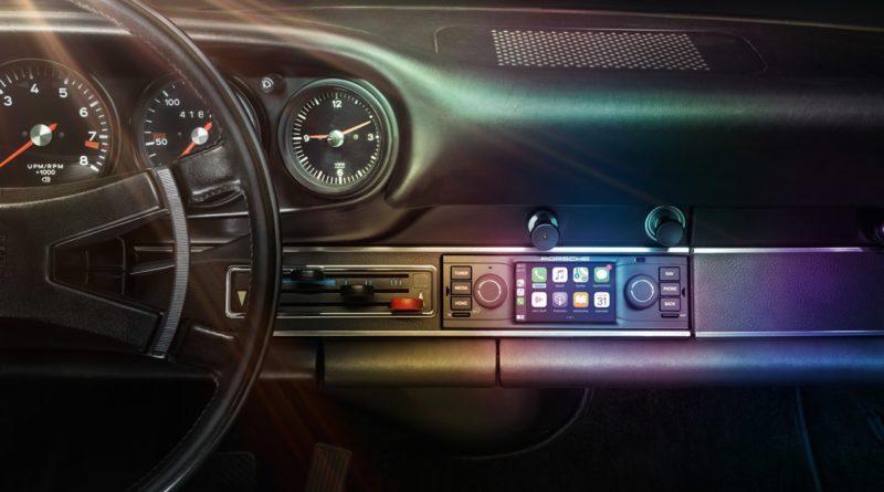 Porsche Classic Communication Management (PCCM)