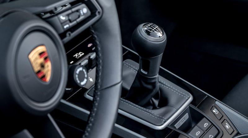 Siedem biegów Porsche