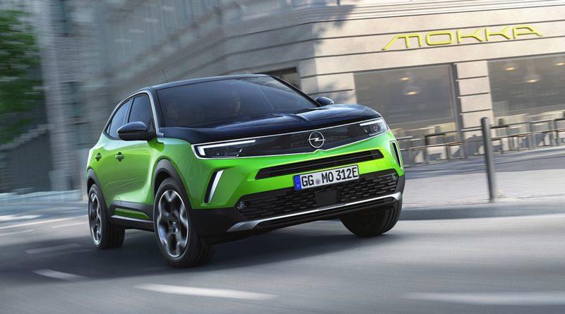 Nowy Opel Mokka i Mokka-e