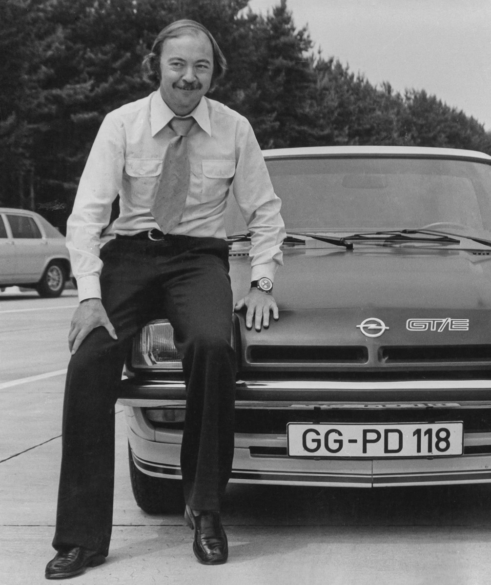 George Gallion - Opel Manta