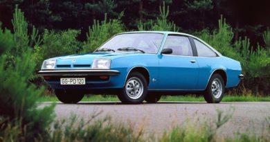 Opel Manta ma 50 lat