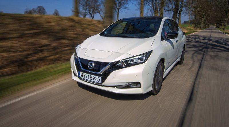 Nissan LEAF Dopłaty do zakupu samochodów elektrycznych