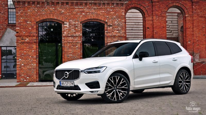 Test Volvo XC60 B5 AWD R-Design