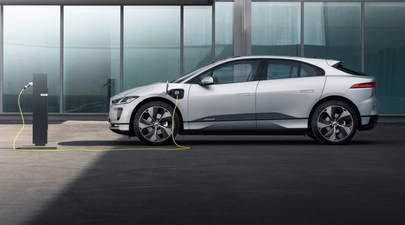 Jaguar I-PACE facelifting