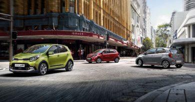 Kia Picanto 2020 po faceliftingu