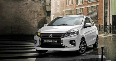 Nowy Mitsubishi Space Star