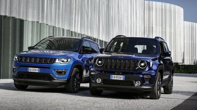 Jeep Renegade 4xe i Compass 4xe