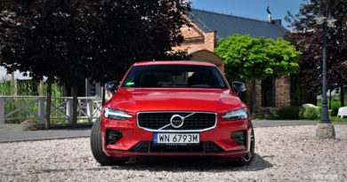 Test Volvo S60 T4 R-Design Polestar Engineered