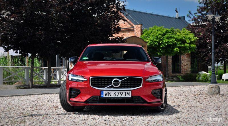 Test Volvo S60 T4 R-Design Polestar Engineered