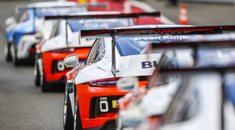 Inauguracja sezonu Porsche Supercup 2020