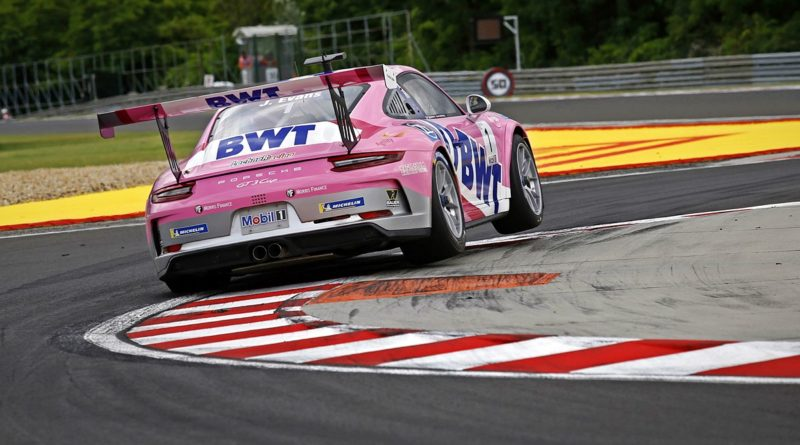 Porsche Mobil 1 Supercup, Budapest 2020