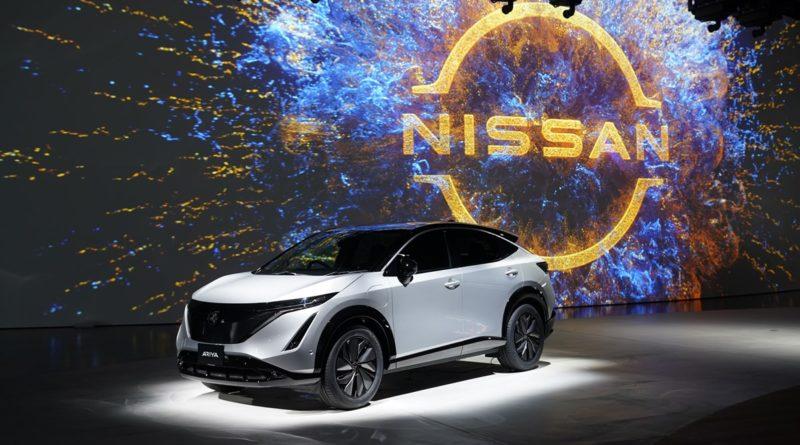 Elektryczny Nissan Ariya - premiera