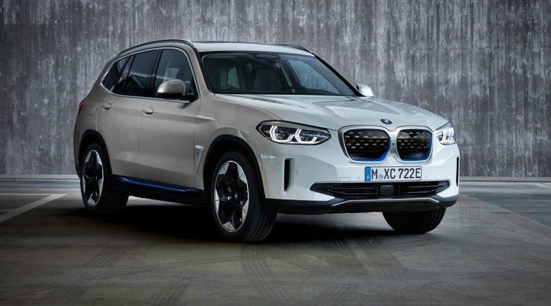 Premiera elektrycznego BMW iX3