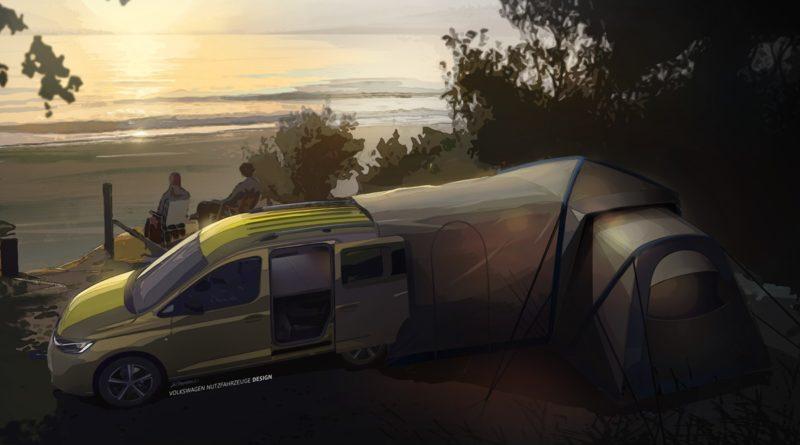 Mini kamper od Volkswagena
