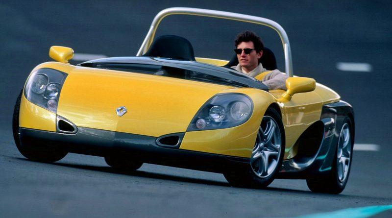 25 lat Renault Spider