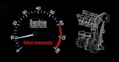 Podcast motoryzacyjny Overdrive, odcinek nr 10, Silniki trzycylindrowe