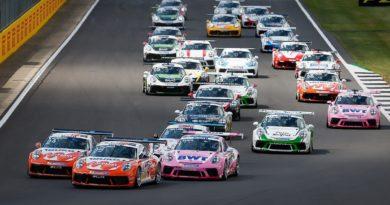 4 Runda Porsche 911 GT3 Cup Silverstone 2020