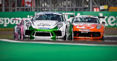 Porsche Mobil 1 Supercup, 5 runda Silverstone 2020