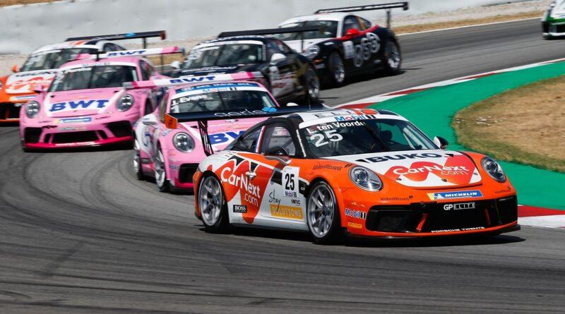 6 Runda Porsche Supercup 2020, Barcelona