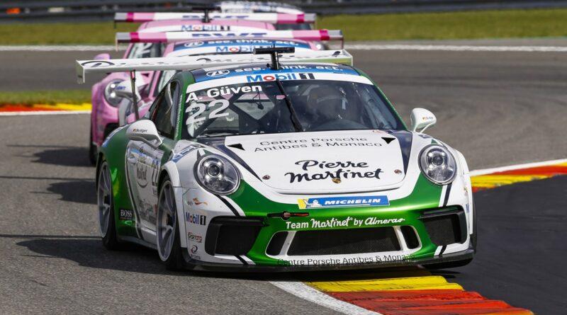 7 runda Porsche Mobil 1 Supercup 2020, Spa-Francorchamps,, Ayhancan Güven