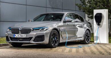 Nowe BMW 545e xDrive Limuzyna PHEV