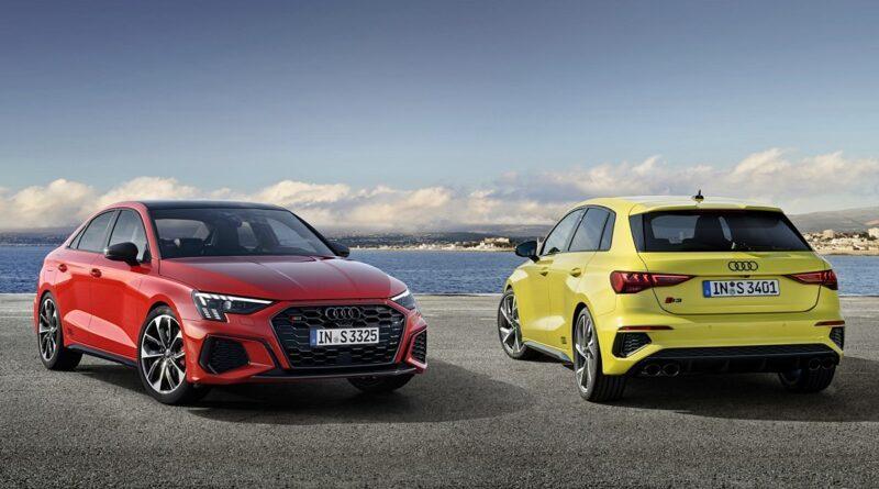 Nowe Audi S3 Sportback i Limousine