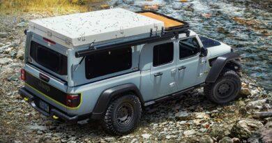 Jeep Gladiator Farout koncept