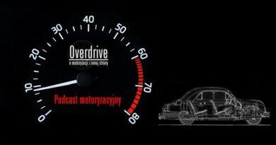 Podcast motoryzacyjny Overdrive | odcinek 13 | Klasyczne auta cz 2