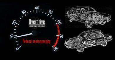 Podcast motoryzacyjny Overdrive | Odcinek 14 | Przełomowe auta cz. 3