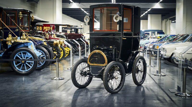 120 lat Renault Type B
