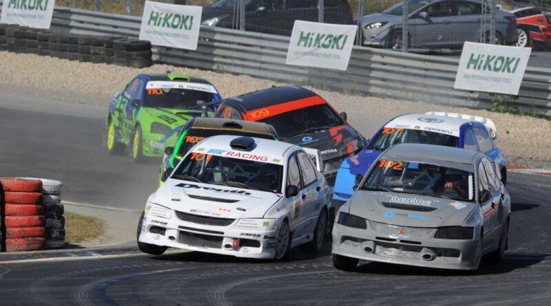 Mistrzostwa Polski Rallycross 2020 - 1 runda Tor Słomczyn 15-16 08 2020 r.