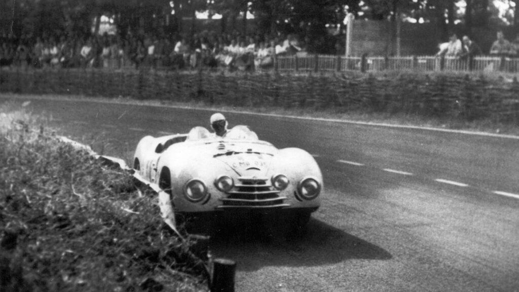 Skoda Sport w 24h Le Mans 1950