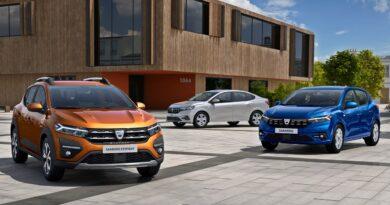 Nowa Dacia Logan, Sandero i Sandero Stepway 2020