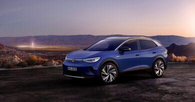 Nowy elektryczny Volkswagen ID.4