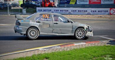 Robert Czarnecki, 2 runda Mistrzostw Polski Rallycross 2020